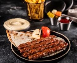 Kabab Intabli Plate