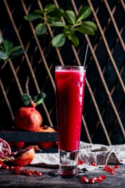 POMEGRENATE JUICE