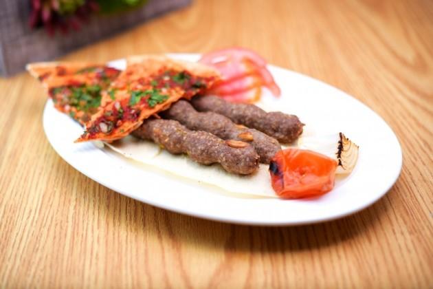 Kebbe Al Sikh Plate