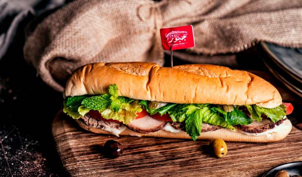 ROAST BEEF SANDWICHE