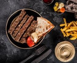 Kabab Halabi Plate