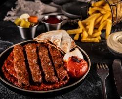 Kabab Khesh-Khash Plate