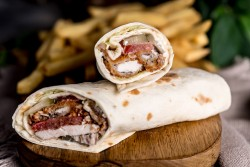 Escalope Wrap